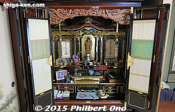 Buddhist altars made in Shiga Prefecture – Shiga Blog – by Philbert Ono