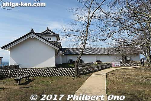 Nishinomaru Sanju-yagura turret