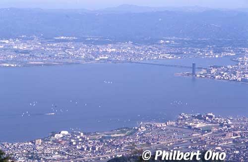 Southern Lake Biwa
